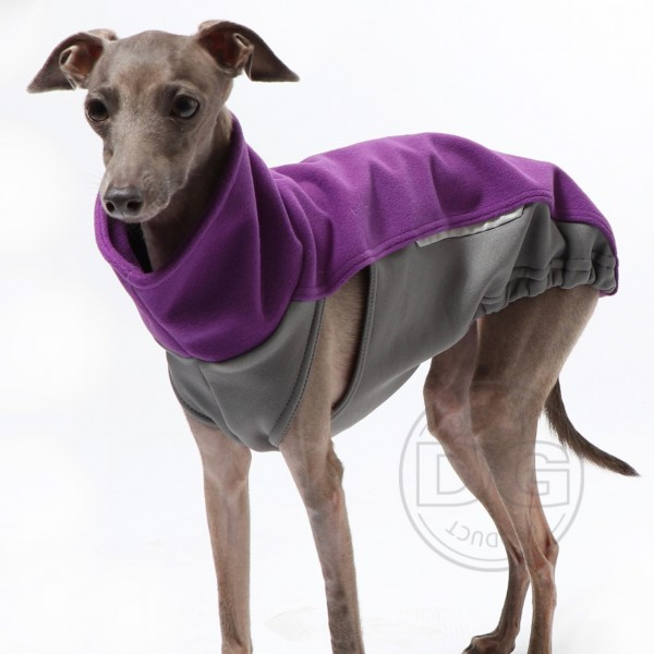 Doggear Outdoor top extreme purple