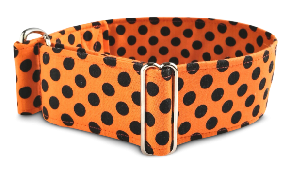 pumpkin dots 5cm