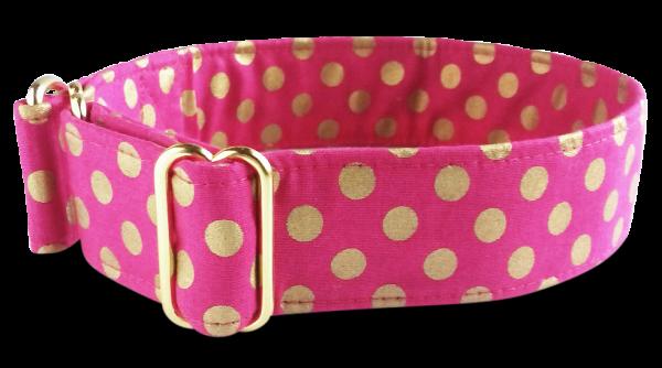 spot on pink, Zugstopp 4cm