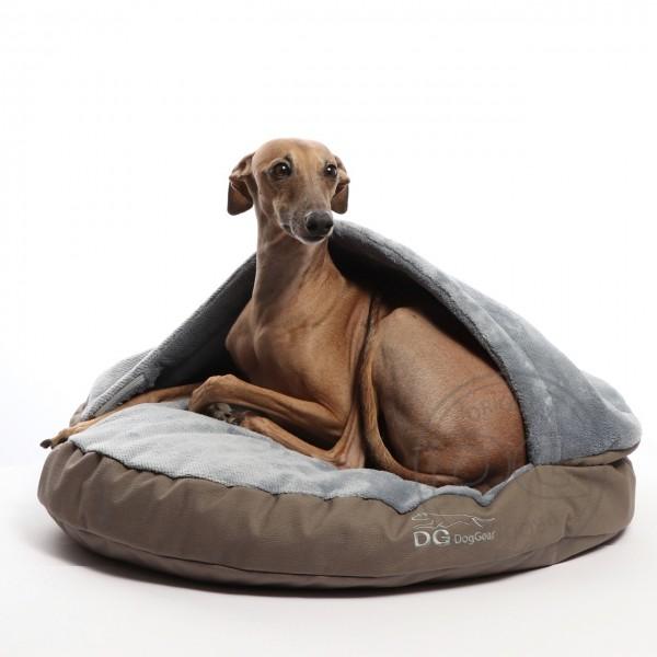 Hundebett Comfy Cave tenerello