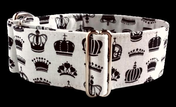 Hundehalsband Kronen