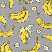 grey banana