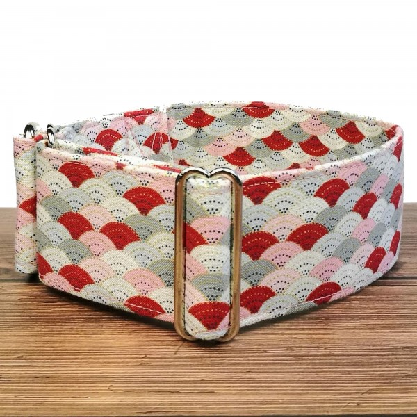 Zugstopphalsband, 5cm breit
