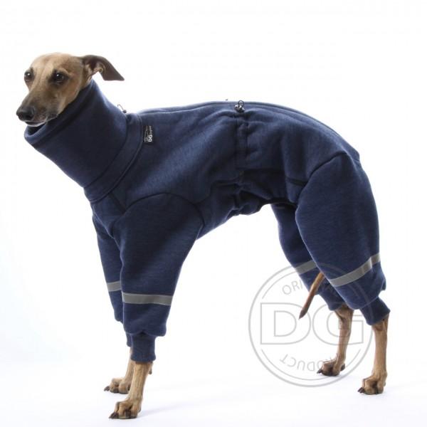 Ninja Overall cotton jeansblau