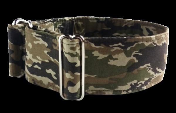 Hundehalsband camouflage