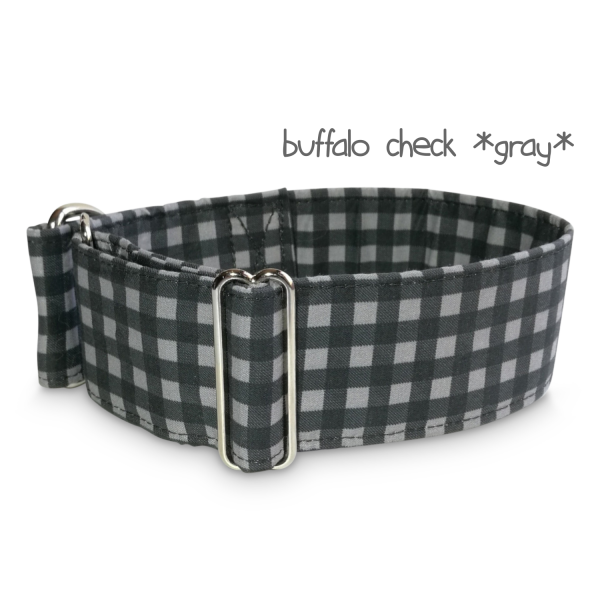 buffalo check -grau-