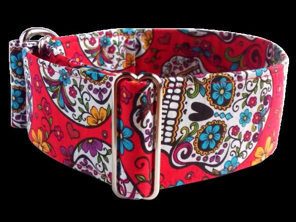 Hundehalsband La catrina