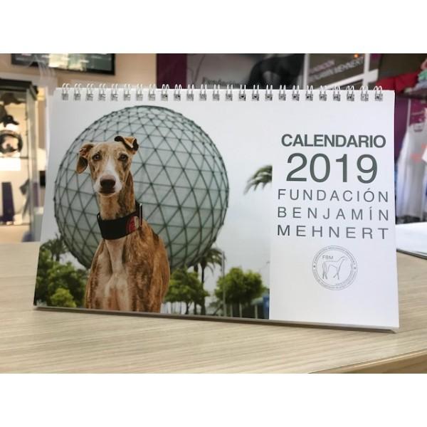 Schreibtischkalender 2019