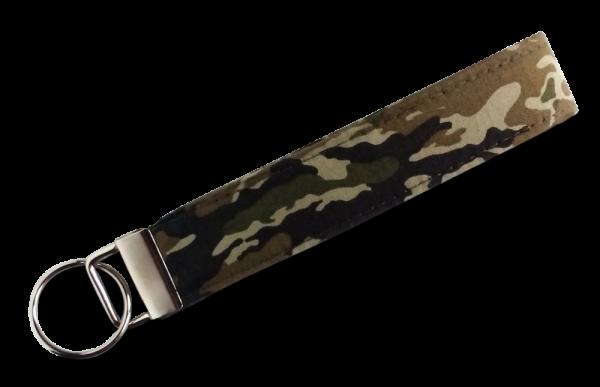 Schlüsselanhänger - Camouflage