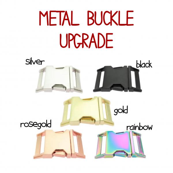 Metall-Steckschließen