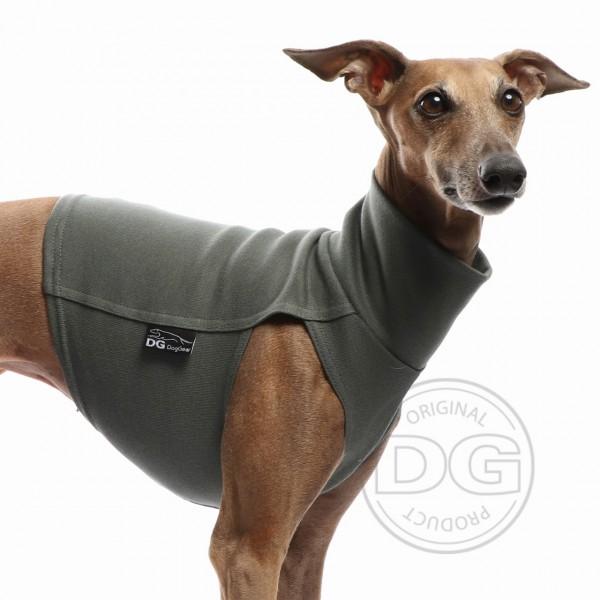 DG | Baumwollshirt khaki