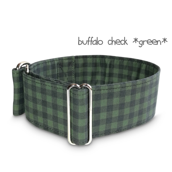 buffalo check -grün-