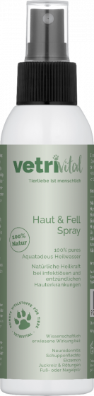 Haut- und Fell- Spray